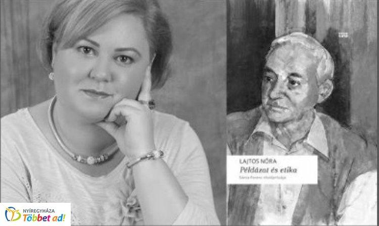 Móricz Zsigmond Olvasókör - Példázat és etika című kötet bemutatója