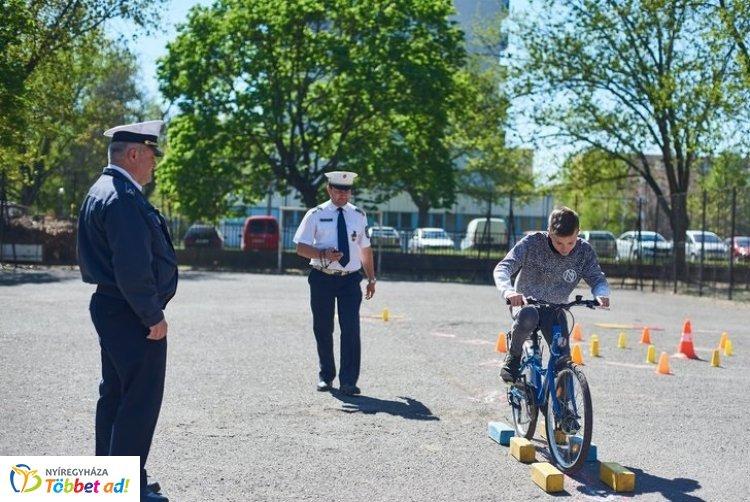Kerékpáros Kupa – Két zelkes diák is bejutott a megyei versenyre