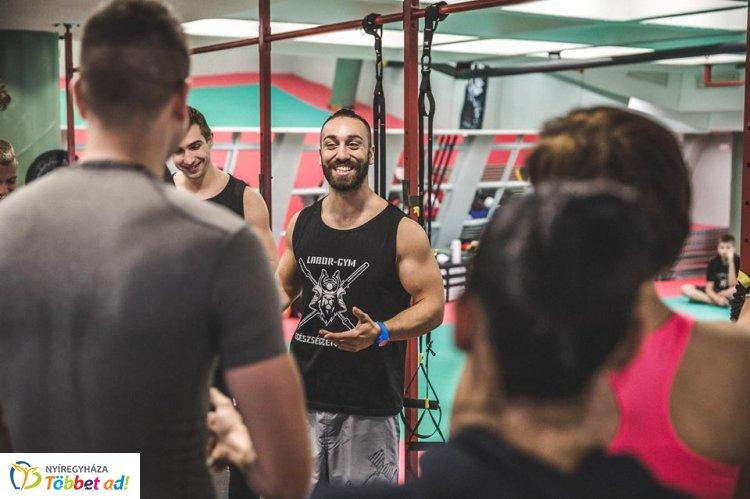 A küzdeni akarásra tanított meg a karate! – Beszélgetés Németh Szabolccsal