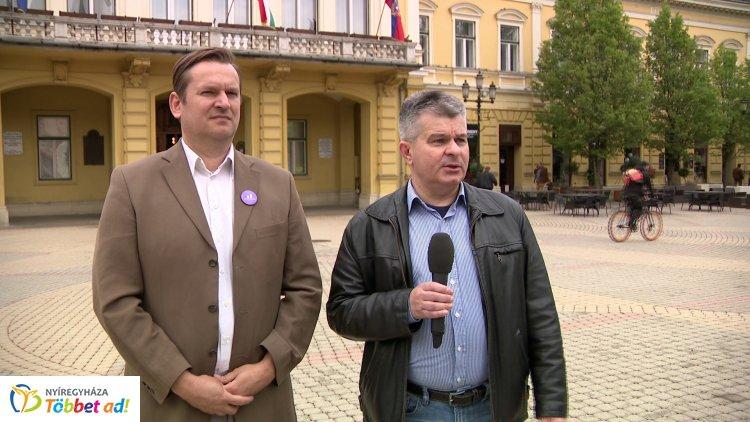 A helyi Momentum és Lövei képviselő is csatlakozik a Jobbik javaslatához