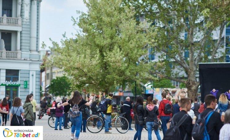 #milegyennyiregyen2.0 – Kezdetét vette az Ifjúsági Hét Nyíregyházán