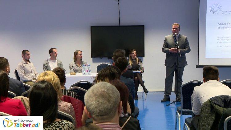Ifjúságkonferencia a Váci Mihály Kulturális Központban – Hogyan lehetsz felnőtt?