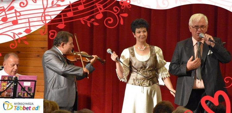 Édesanyám, drága szentem - Nyíri Szabó Sándor és Sipos Izolda Anyák napi nótaestje