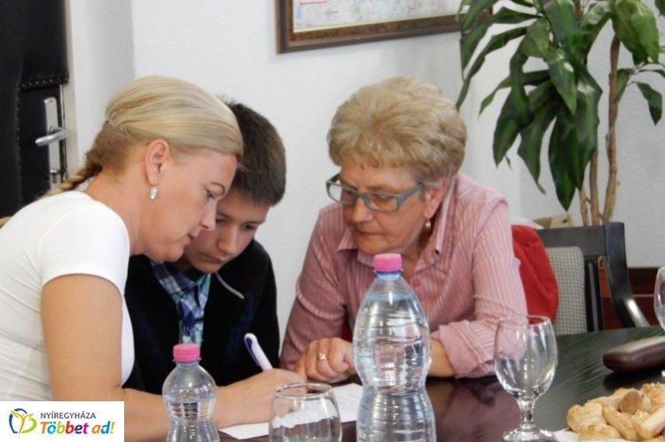 A Házhoz megyünk családi vetélkedő megyei döntőjét tartották Nyíregyházán