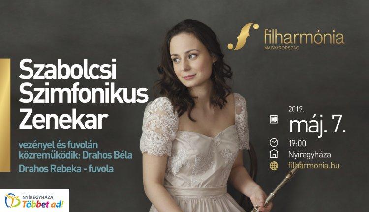 Filharmónia Magyarország - a Szabolcsi Szimfonikus Zenekar koncertje