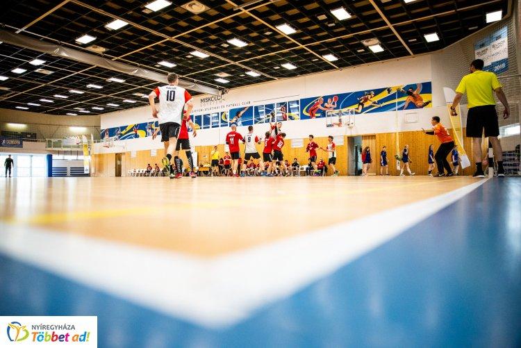 Második lett a Krúdy kézilabda együttese - Miskolcon rendezték a B kategóriás döntőt