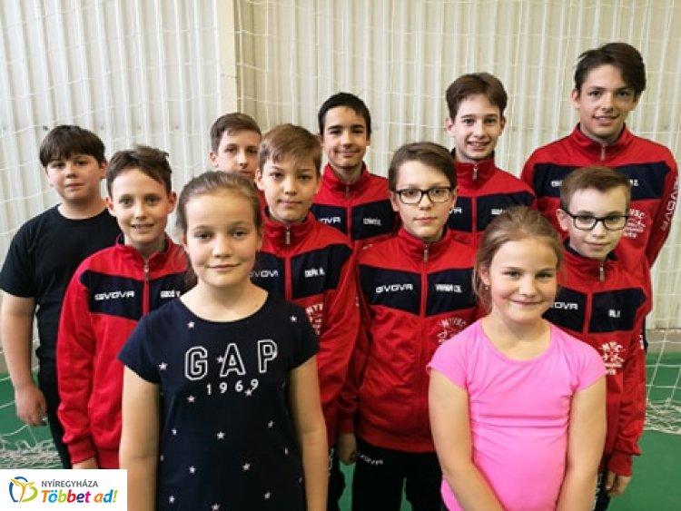 Kard vidékbajnokság - 9 dobogós hellyel az ország egyik legjobbja az NYVSC