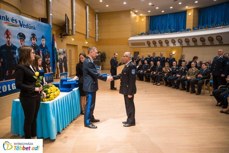 A Rendőrség Napja alkalmából elismerésben részesültek – Gratulálunk!