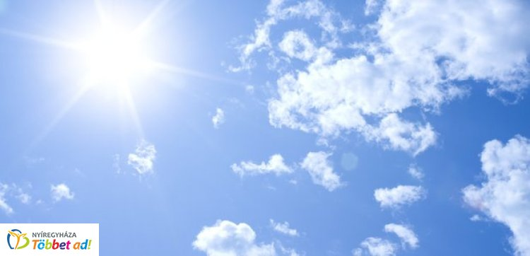 Záporok zavarhatják meg a napsütést csütörtökön – Ilyen időjárás várható!
