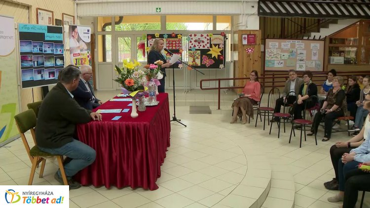 Továbbra is sikeres az Öko Suli Program! Pályázatot hirdetett a NYÍRVV és a Petőfi iskola