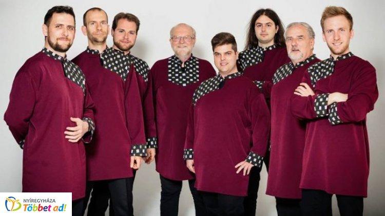 A Doros kvintett, a Szent Efrém Férfikar és a Pro Musica Leánykar hangversenye