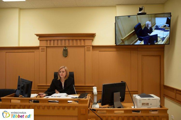 Jól működött az elektronikus hírközlő hálózat a Nyíregyházi Járásbíróságon
