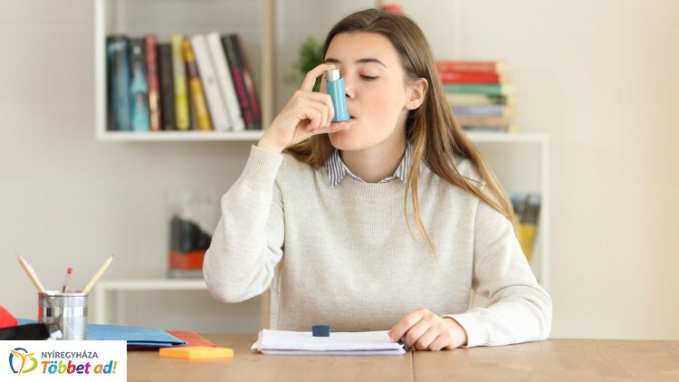 Az asztma világnapja – Évente 20 ezer új asztmást diagnosztizálnak Magyarországon