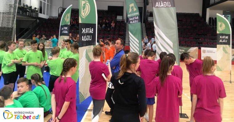 A Bátrak Ligája – Rákóczi Kupa vetélkedőjén jártak a Bem tanulói