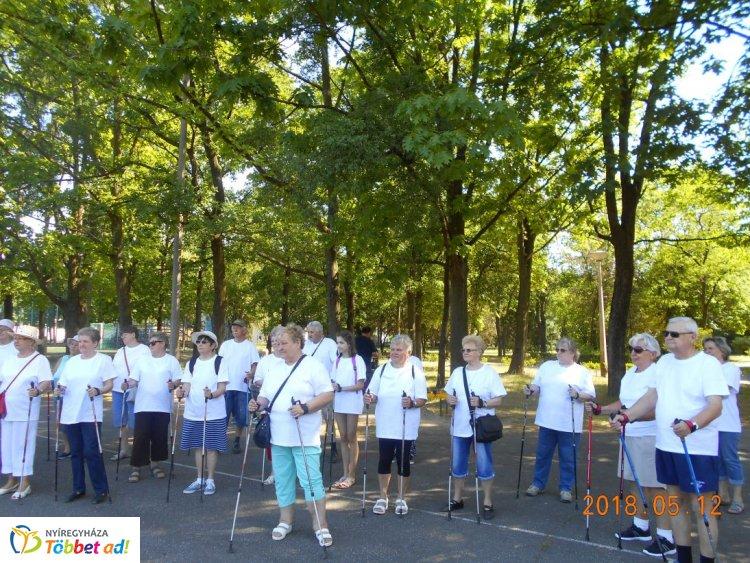 Botra fel! - országos séta a cukorbetegekért, Nyíregyházán is