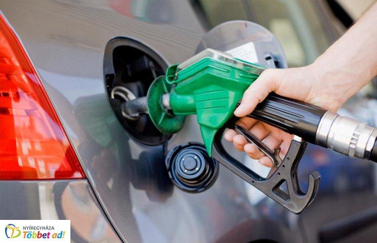 Olcsóbban tankolhatunk péntektől – Így változnak az üzemanyagárak