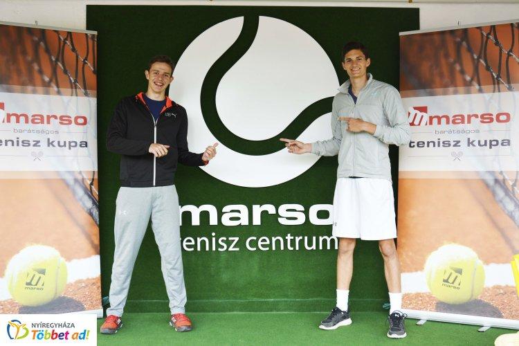 Egész nyáron mozgásban a teniszpályákon - rangos versenyek Nyíregyházán