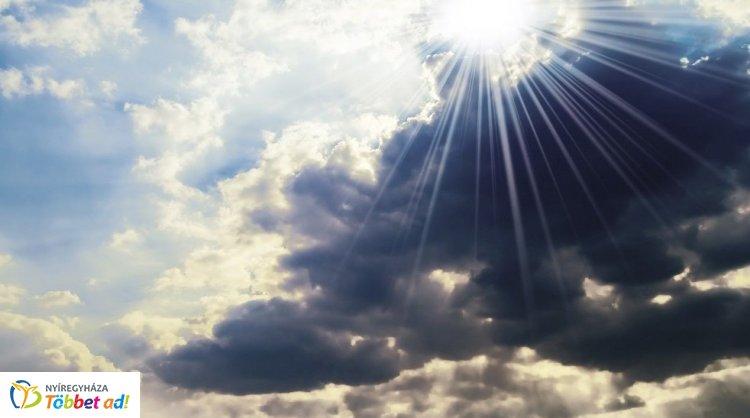 Délutánra elvonulnak az esőfelhők – Ilyen időjárásra számíthatunk csütörtökön