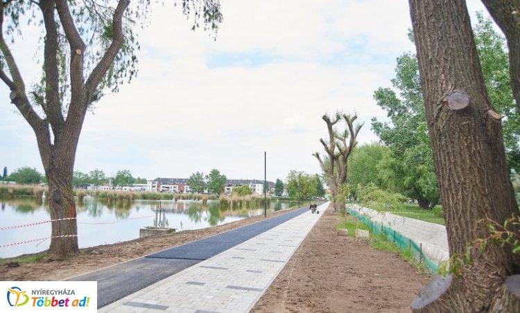 Gyalogos és kerékpáros forgalom tilalma – Így közlekedhetnek a Bujtosi Városligetben!