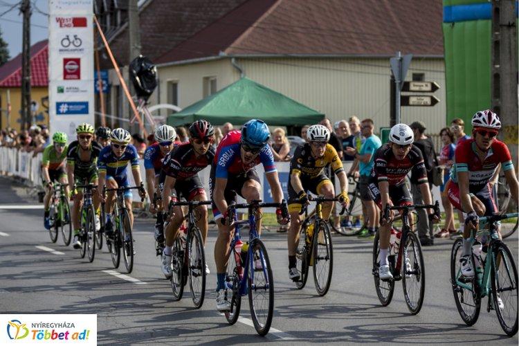 """Nyíregyházán versenyzik a kerékpárosok """"krémje"""" - Várható útlezárások itt!"""