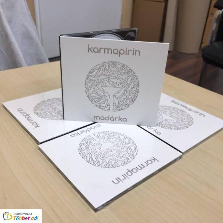 Megjelent a Karmapirin új videoklipje! A Madárka elkezdte szárnyalását!