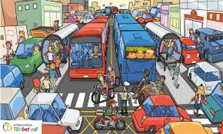 A Közlekedési Kultúra Napja!? - P. Földi Krisztina jegyzete