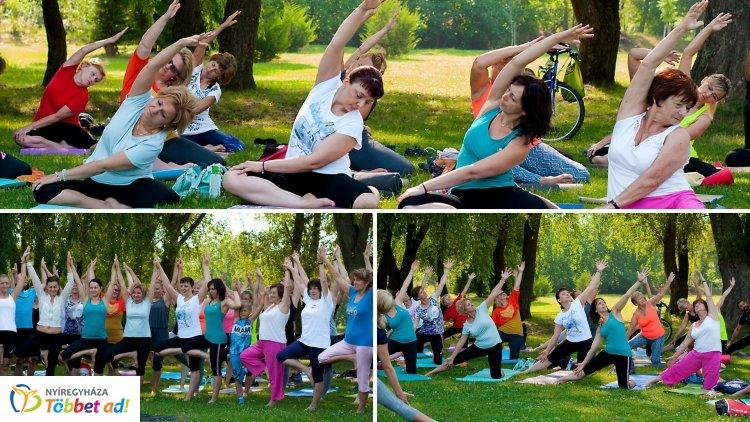 Harmóniát teremt, tartásjavító és stresszoldó is van belőle. Mi az? A jóga!