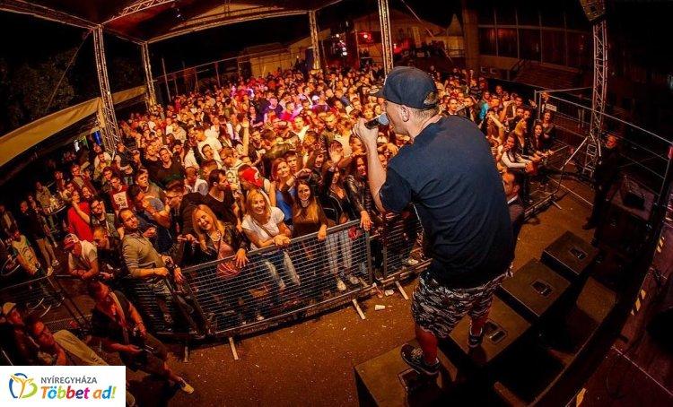 Május 15-én startol a fesztivál! – XIX. FŐHE élő zenével és 20 DJ-vel