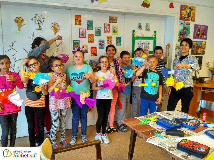 Madarak és Fák napja a könyvtárban - Színes programok várták a gyerekeket