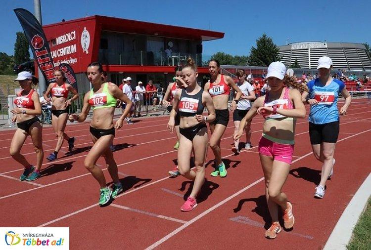 Döntős atléták - a fináléba jutott a közös Nyíregyháza-Debrecen csapat