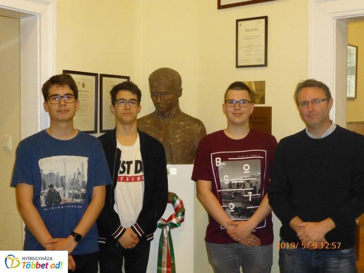 A jövő informatikusai a Nyíregyházi Kölcsey Ferenc Gimnáziumban