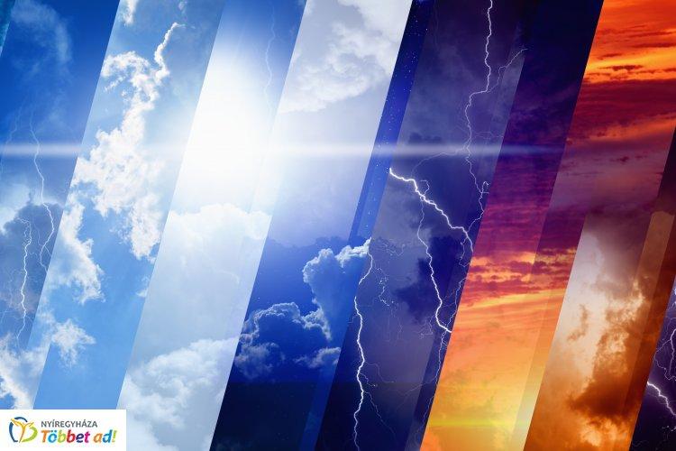 Kiadós esőre számíthatunk országszerte – Így alakul a heti időjárás