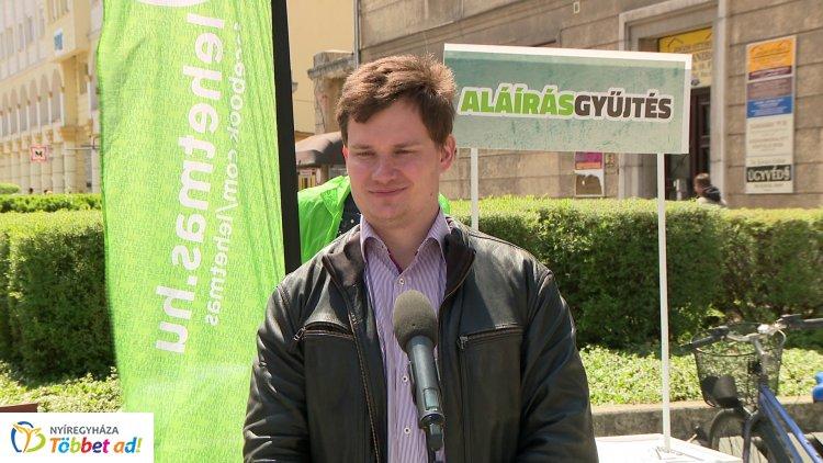 Az ökopolitika adhat választ a klímaváltozás kérdéseire az LMP tagjai szerint