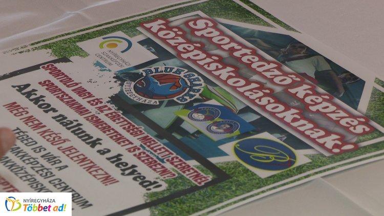 Képzés sportoló gyerekeknek - sportágazat indul a Bencs László Szakközépiskolában