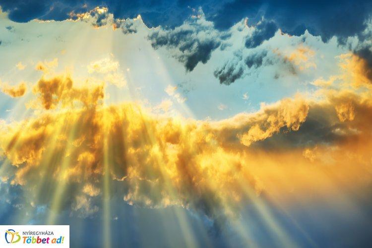 Ilyen időjárás várható! – Futó záporok zavarhatják meg a napsütést pénteken