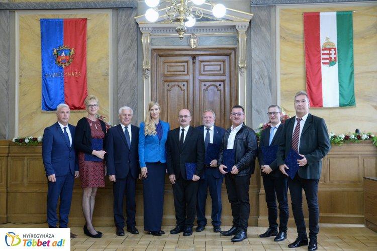 Értéket képviselnek – Hét új taggal bővült a Nyíregyházi Települési Értéktár