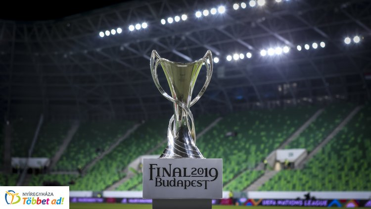 A Nyíregyháza Spartacus labdarúgója is pályára lép az esti BL döntőn!