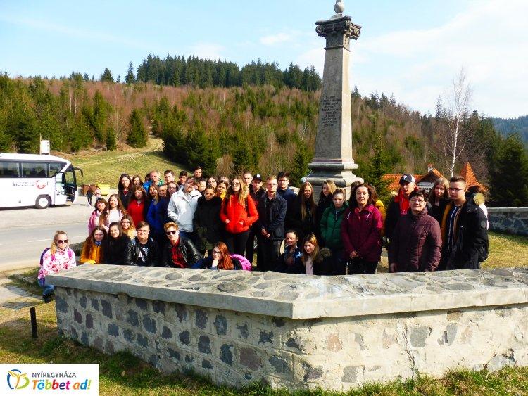 Határtalanul! Erdélyben - Szlávik Gergő írása a Csíkdánfalvai kirándulásról