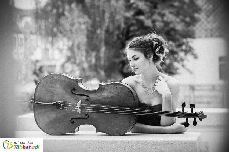 Csellóval a Vikár körül - Agárdi Eszter koncertje a zeneiskolában