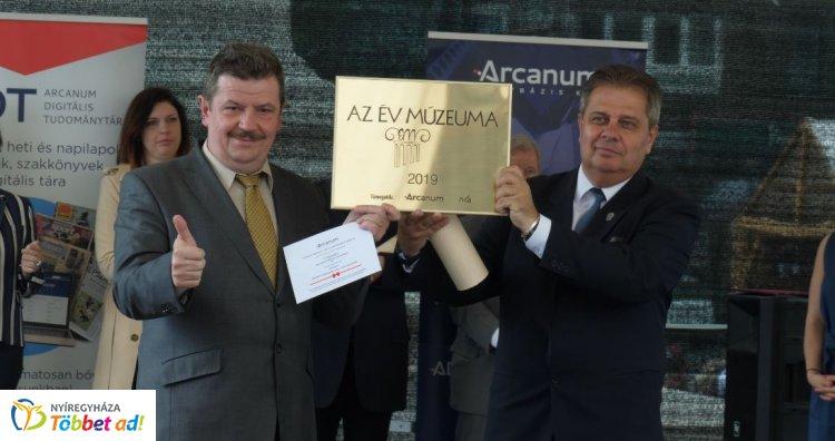 Óriási elismerés - A Jósa András Múzeum az Év Múzeuma 2019-ben