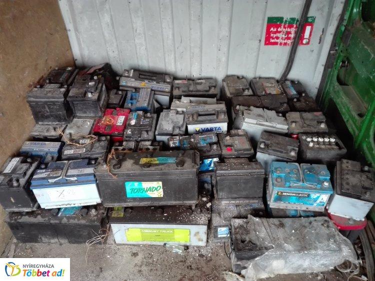Nemzeti Adó- és Vámhivatal – Nem volt szerencséje az illegális fémkereskedőnek