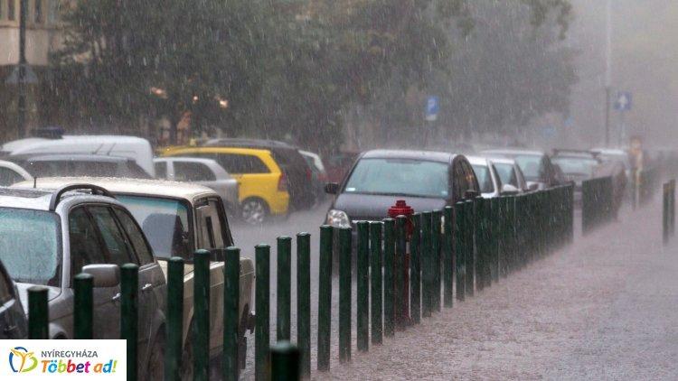 Nyugaton napsütés, keleten csapadék várható – A hidegfront sem kerüli el az országot