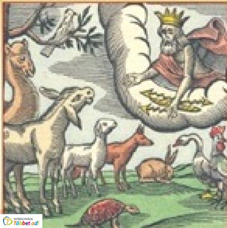 Nagy az Isten állatkertje.... - kötetbemutató a Móricz Zsigmond könyvtárban