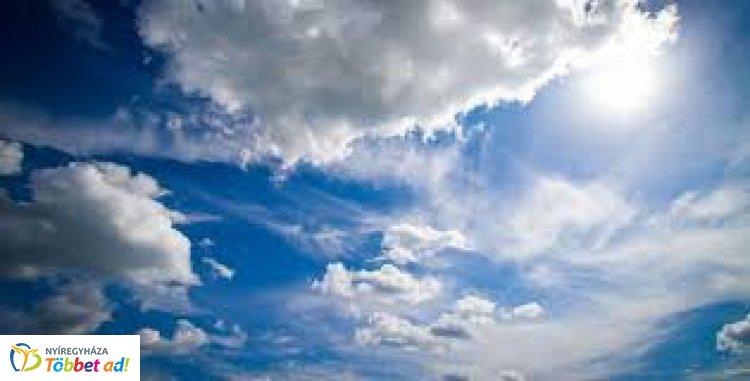 Sok napsütés mellett néhol eshet – Ilyen időjárásra számíthatunk szombaton