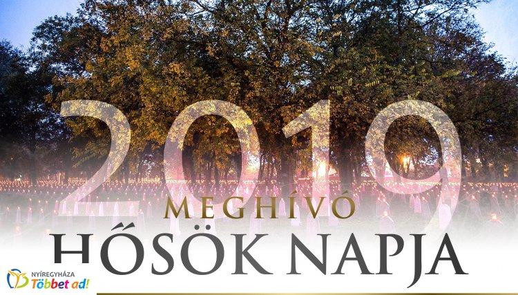Hősök napja – Május 26-án megemlékezéseket tartanak szerte Nyíregyházán