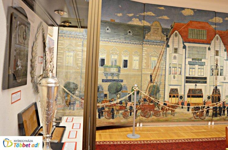 Amiről az utcák mesélnek – Betérésre invitál a Tűzoltó Múzeum