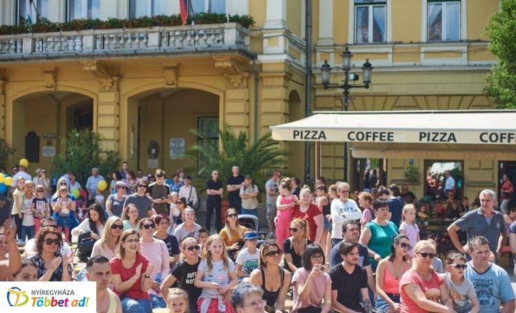 Fantasztikus programok várták a Városi Gyermeknapra érkezőket vasárnap délután