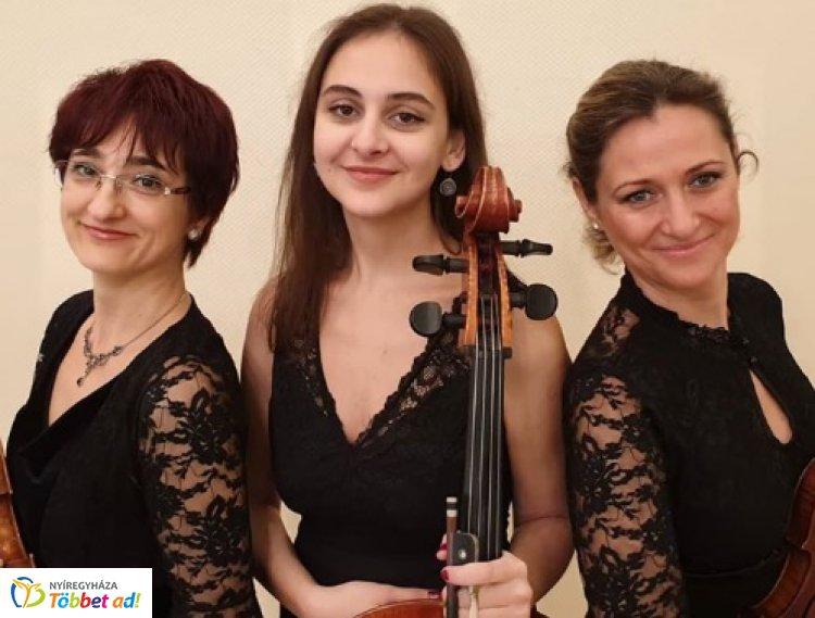 A zene az kell! - filmslágerek és musicalek a debreceni Trio Consort előadásában