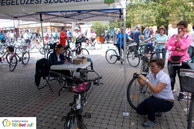 BikeSafe a Bringa Pikniken – Nyíregyházán és Tokajban is regisztrálhattak