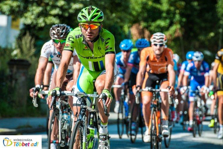 Nyíregyházát is érintik a Tekerj otthonról hazáig! emléktúra kerékpárosai
